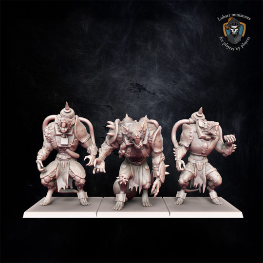 Thunder Hulks The Vermin Swarm Miniatures