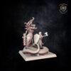 Medusa. Miniatures for the Dread Elves army.