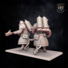 Weapon Team (Naphtha Luncher) The Vermin Swarm miniature