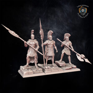 Shabtis. Miniatures for the Undying Dynasties army.