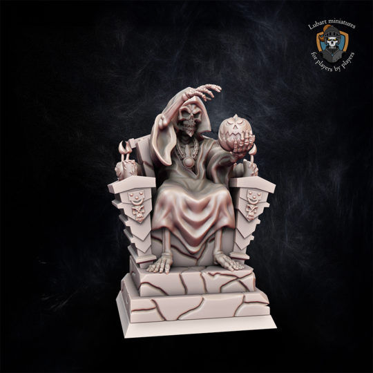 Special Edition Halloween miniature
