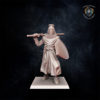 Paladin On Foot Kingdom of Equitain miniature
