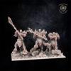 Feldraks Warriors of The Dark Gods miniatures
