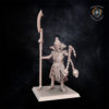 Pharaoh on foot miniature for Undying Dynasties