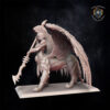 Battle Sphinx. Miniatures for the Undying Dynasties army.