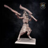Colossus with paired weapons. Miniatures for the Undying Dynasties army.