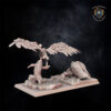 Great Vultures. Miniatures for the Undying Dynasties army.