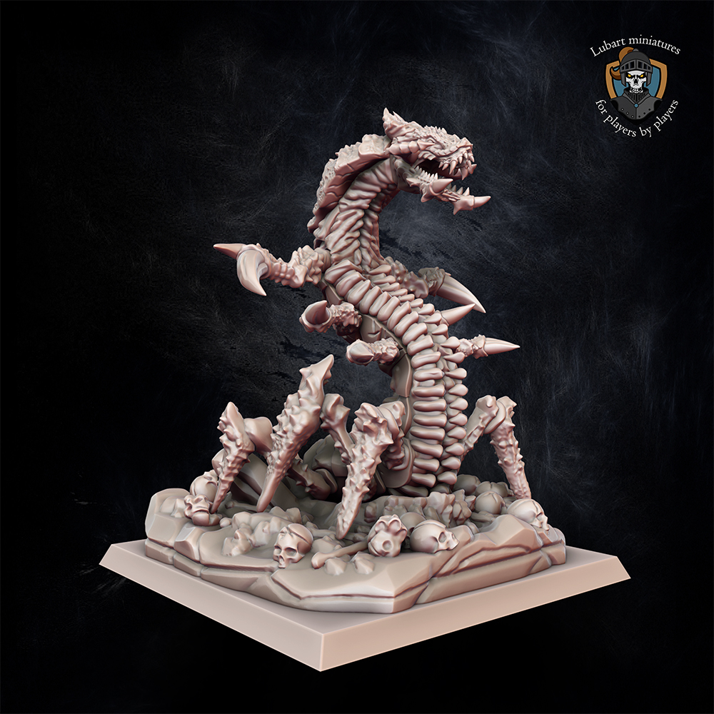 Sand Scorpion miniature for Undying Dynasties