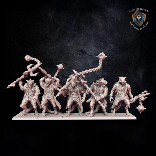 The Vermin Swarm Plague Disciples
