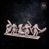 Rat-at-arms . The Vermin Swarm miniatures