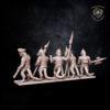 The Vermin swarm Vermin Guard miniatures