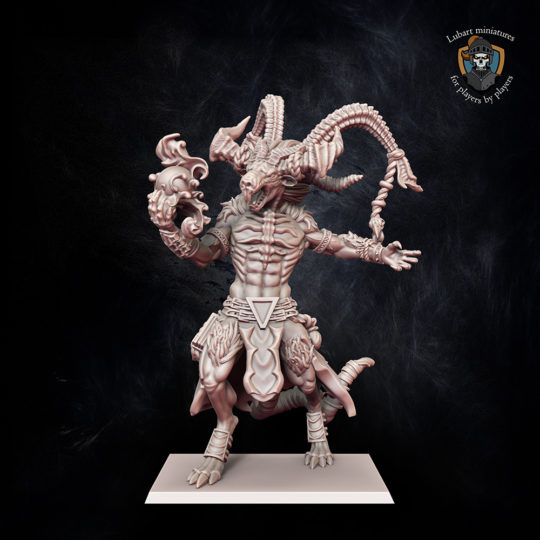 The Vermin Swarm Vermin Demon miniature