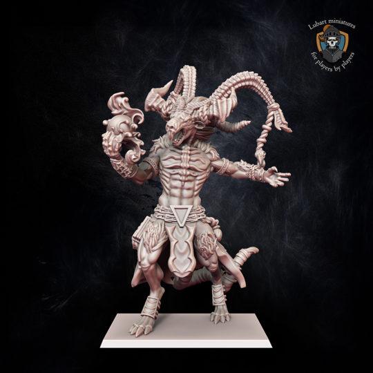 The Vermin Swarm Vermin Demon miniature
