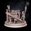 Greek Casket of Phatep. Miniature for Undying Dynasties